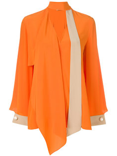 блузка с длинными рукавами Fendi