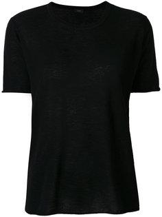 базовая футболка с короткими рукавами Joseph