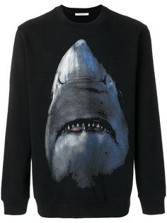 shark print sweatshirt Givenchy