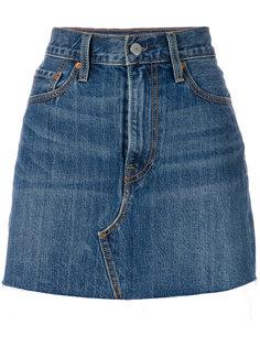 джинсовая мини юбка Levis Levis®