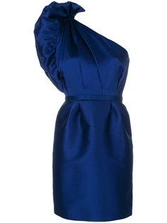 платье с открытым плечом Stella McCartney