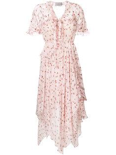 платье Flora Preen By Thornton Bregazzi
