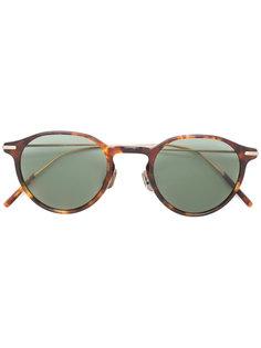 круглые солнцезащитные очки с эффектом черепашьего пан Eyevan7285