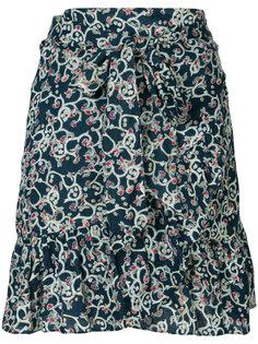 мини-юбка Tempster с принтом Isabel Marant Étoile