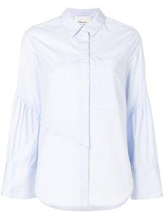 рубашка с асимметричной деталью 3.1 Phillip Lim