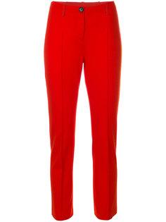 укороченные классические брюки  Marc Cain