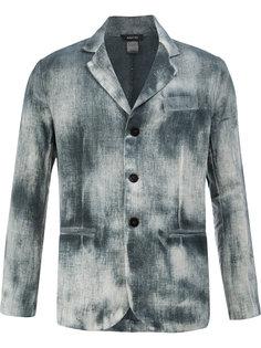 пиджак с выцветшим эффектом Avant Toi