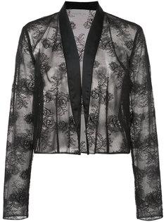 кружевной пиджак  Fleur Du Mal