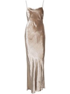 платье с квадратным вырезом  Fleur Du Mal