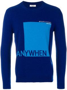 свитер Any When Valentino
