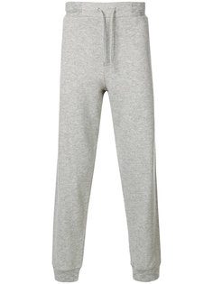 спортивные брюки с вышитым логотипом  McQ Alexander McQueen