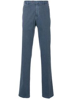 брюки со складками Loro Piana