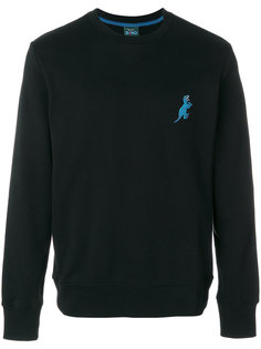 embroidered Dino sweatshirt Ps By Paul Smith
