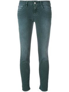 джинсы скинни с заниженной талией  Closed