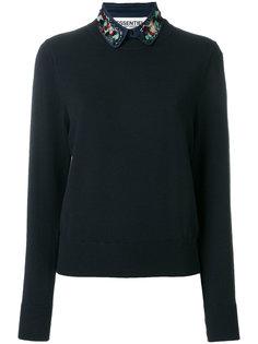 классический вязаный свитер Essentiel Antwerp