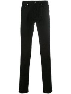 джинсы кроя слим Givenchy