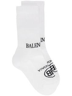 теннисные носки BB Balenciaga