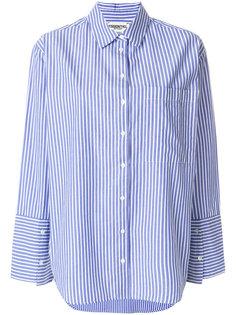 полосатая рубашка свободного кроя Essentiel Antwerp