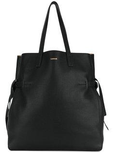 объемная сумка-тоут Jil Sander
