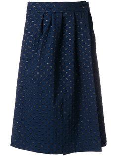 текстурная юбка-миди Essentiel Antwerp