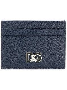 визитница с логотипом Dolce & Gabbana