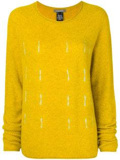 свитер свободного кроя Suzusan