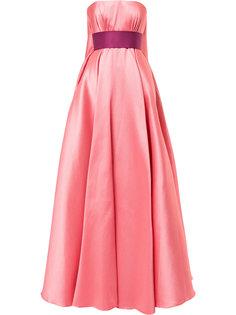 платье Princess без бретелей  Alexis Mabille