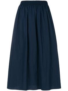 плиссированная юбка миди Agnona