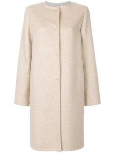 классическое приталенное пальто Liska