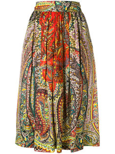 юбка с рисунком Etro