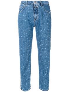 выбеленные джинсы Closed