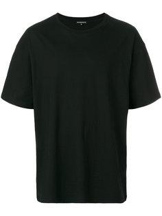 классическая футболка  Ann Demeulemeester Blanche