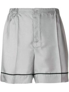шелковые шорты Prada