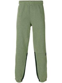 спортивные брюки с контрастными деталями Cav Empt