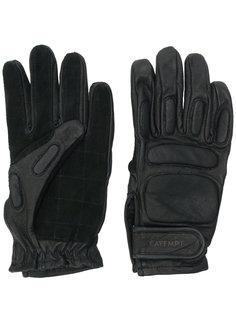 перчатки с логотипом Cav Empt