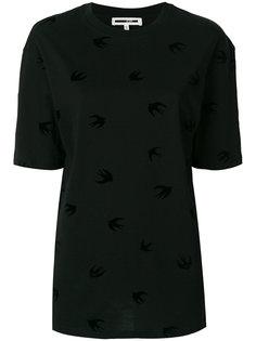 футболка mini Swallow McQ Alexander McQueen