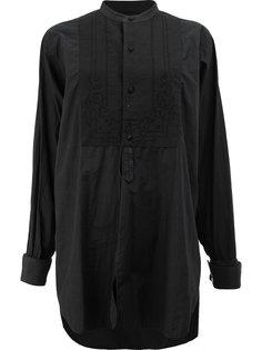 рубашка свободного кроя Blackyoto