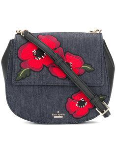 сумка через плечо с цветочным принтом Kate Spade