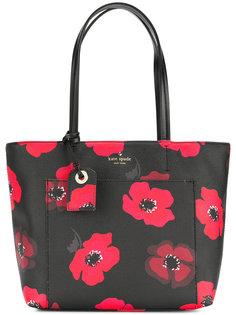 сумка-шоппер с цветочным принтом Kate Spade