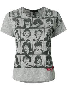 футболка Yearbook  Marc Jacobs