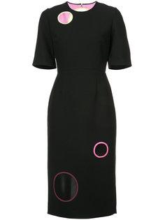 платье Emery Roksanda