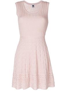 трикотажное мини-платье M Missoni
