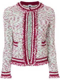 твидовый пиджак M Missoni