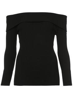 свитер с открытыми плечами  Michael Kors