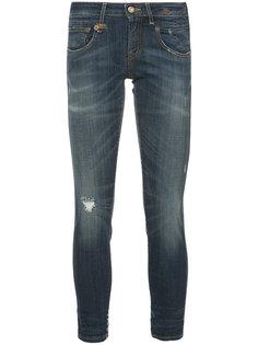джинсы скинни Boy R13
