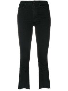 укороченные джинсы с завышенной талией Mother
