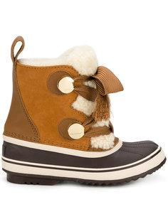 ботинки Sorel x Chloé Chloé