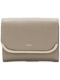 бумажник Easy Small Tri-fold Chloé