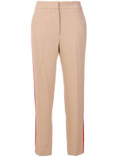 брюки с лампасами MSGM