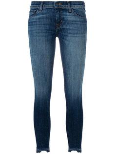 джинсы скинни с выцветшим эффектом J Brand